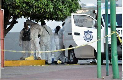 Cinco asesinados en estación de autobuses en México