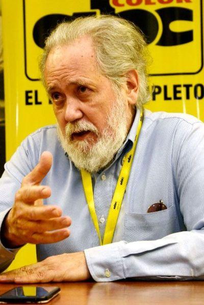 """Itaipú nos encuentra en una """"crisis total de disolución"""""""