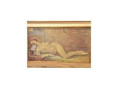 Obras de Toranzos se   exhiben   en el  Museo de Arte Sacro