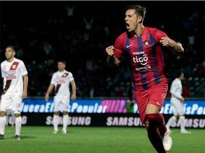 Cerro Porteño gana y se acomoda en el Clausura
