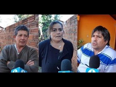 CHAIPÉ: BARRIO SUEÑA CON ASFALTO Y POBLADORES APOYAN COMPRA DE PLANTA ASFÁLTICA