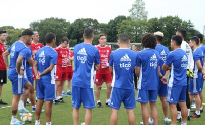 HOY / Paraguay tiene plantel completo en Japón