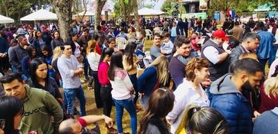 """Festival del """"Ryguasu"""" reunió a más de 3.000 personas en Tavapy"""