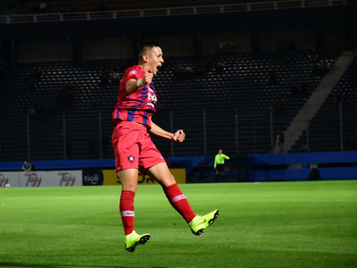 Alan Rodríguez anota el mejor gol de la fecha