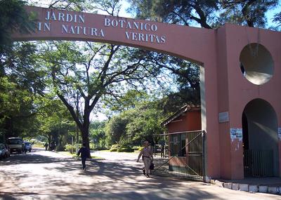 Botánico recibe 32 hectáreas