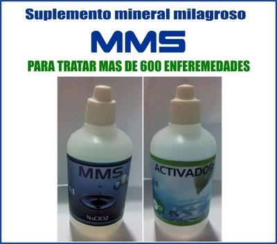 El MMS : una estafa que pone en peligro la salud y puede provocar la muerte