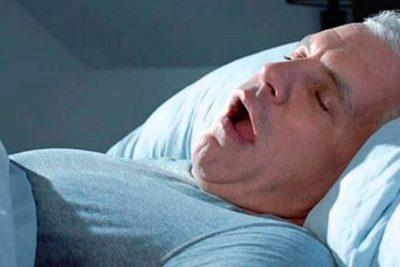 La apnea del sueño: un peligro inadvertido