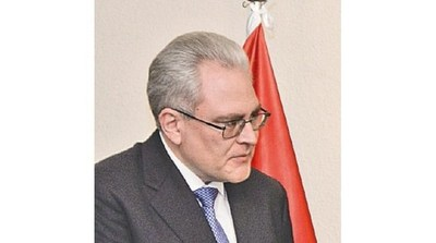 Scavonne insinúa presión de Brasil para firma del acta bilateral