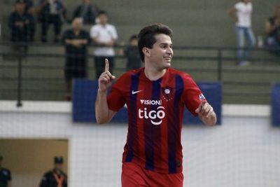 Cerro es el dueño del Futsal FIFA