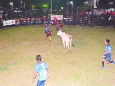 En Concepción toman al fútbol por las astas
