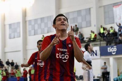 """""""Mboka"""" pentacampeón con Cerro Porteño"""
