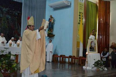 Mons. Bogarín anunció el evangelio, la verdad y defendió la vida, dice obispo