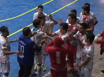 José Mesa golea 6-0 al San Alfonso y sigue imparable