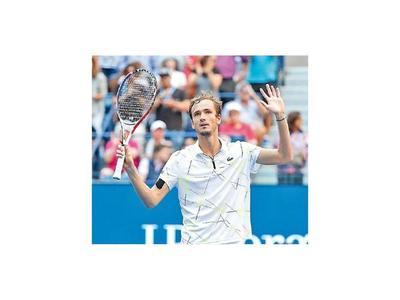 Medvedev a las semifinales