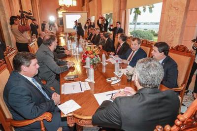 Luego de la Cumbre de Poderes, Presidente recibirá al representante de una importante empresa multinacional de biocombustibles