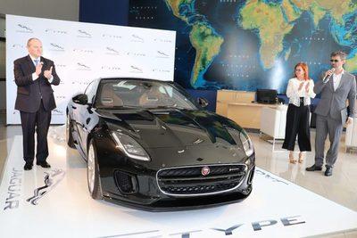 Llega el más deportivo de la familia Jaguar