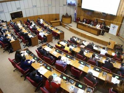 Senado rechaza veto del Ejecutivo sobre protección a jueces