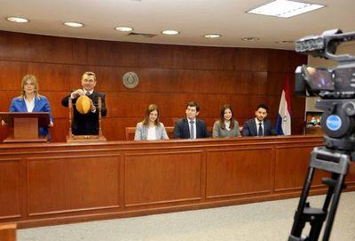 Se designaron ministros preopinantes en la Sala Penal
