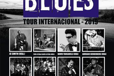 Tour internacional de Blues llega a CDE