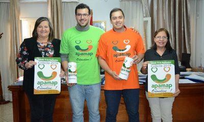 Comuna esteña aportará Gs. 15 millones mensuales a APAMAP