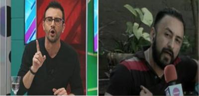 """HOY / Carlos trata de extorsionador al Churero y él le recuerda mediática expareja: """"Maricón, te pica el cu..."""""""