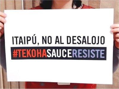 Parlasurianos piden restitución de tierras para indígenas afectados por Itaipú