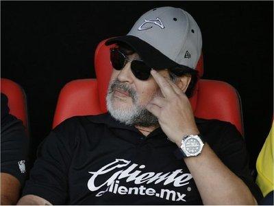 Diego Maradona está cerca de Gimnasia