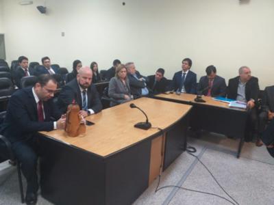 González Daher y Oviedo Matto a juicio oral