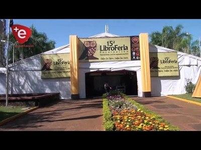 LIBROFERIA ENCARNACIÓN SE INAUGURA OFICIALMENTE HOY CON EXTENSO PROGRAMA