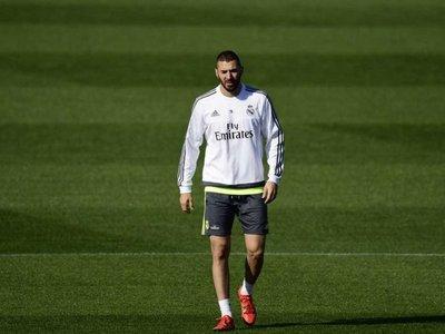 Benzema sigue siendo baja en el Real Madrid