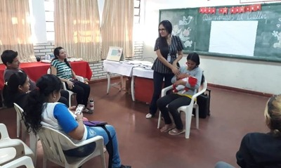 "Organizan taller sobre ""familias saludables"" en Pdte. Franco"