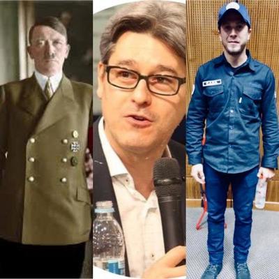 ¿Exageración? Camilo Soares comparó a diputado Rejala con Hitler
