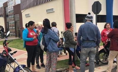 HOY / Aislados y sin trabajo: familias de San Francisco exigen respuestas a casi dos años de la mudanza