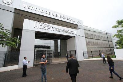 Titular de IPS se reunirá con renunciantes de la dirección de Contrataciones