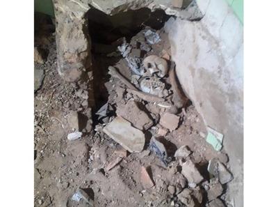 No sería sorpresa encontrar cadáveres en las propiedades de Stroessner, señala Rogelio Goiburú
