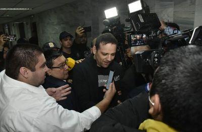 """""""Cucho"""" Cabaña continuará preso en la cárcel de Tacumbú"""