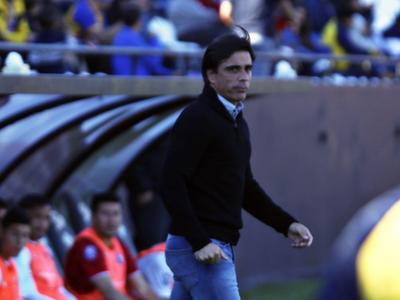 Hernán Osorio no da detalles de los técnicos cambiados