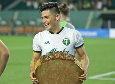 Jorge Moreira renueva con el Portland Timbers