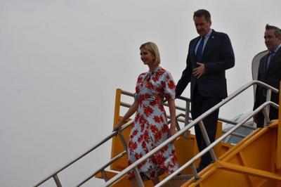 Mandatario recibe hoy a la asesora del Presidente de los Estados Unidos, Ivanka Trump