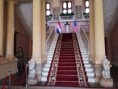 Mario Abdo recibe hoy en Palacio de Gobierno a Ivanka Trump