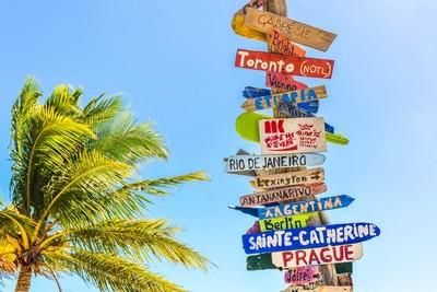 Para las vacaciones, ¿agencias de viaje o internet?