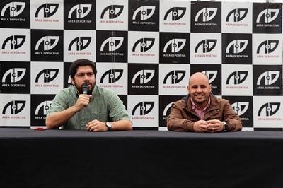 """Firma lanza espacio """"Fútbol para todos"""""""