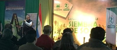UGP repunta producción de soja para el 2020