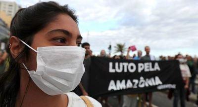 Convocan una movilización en Brasil por la Amazonia y la educación