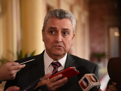 Villamayor apoya que las FFAA combatan el crimen organizado