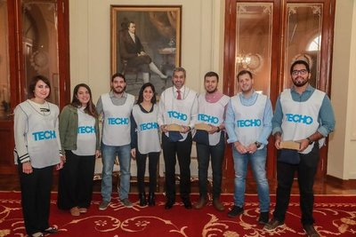 Colecta anual de Techo Paraguay proyecta recaudar más de Gs 2.800 millones