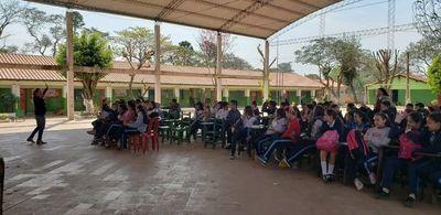 """Unos 2400 estudiantes participaron de campaña """"Noviazgo sin Violencia"""""""