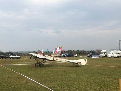 Aero Festival para celebrar los 40 años del Club de Vuelo Yvytu, este domingo