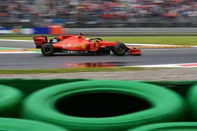 Leclerc continúa inspirado y domina en Italia