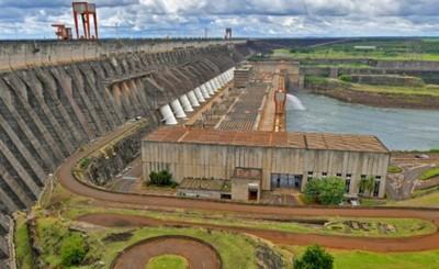 Itaipu proveyó a la ANDE 2,4% más de energía en lo que va del año